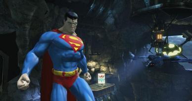 Jogos Como DC Universe Online