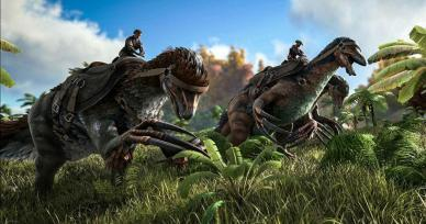 Games Like Ark: Survival Evolved