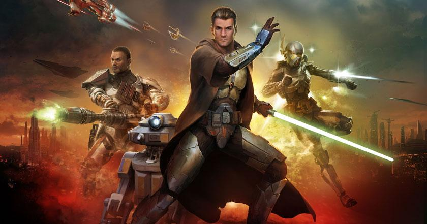 Games Like Star Wars: The Old Republic