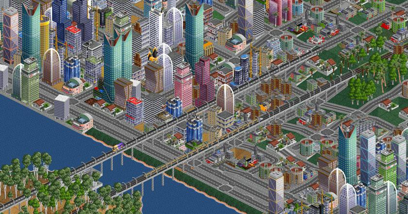 Games Like Transport Tycoon