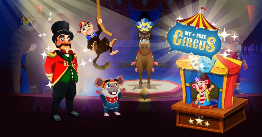 Games Like My Free Circus