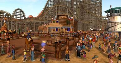 Games Like RollerCoaster Tycoon 3
