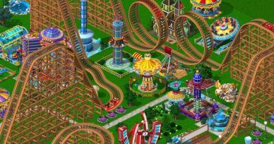 Games Like Rollercoaster Tycoon 4 Mobile