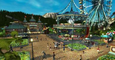 Games Like RollerCoaster Tycoon World