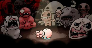 Games Like The Binding of Isaac