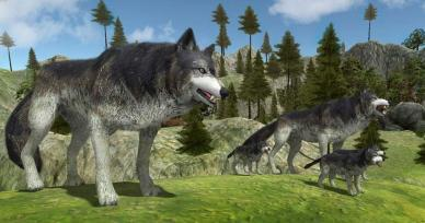 Games Like WolfQuest