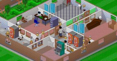 Games Like Theme Hospital