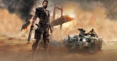 Jogos Como Mad Max