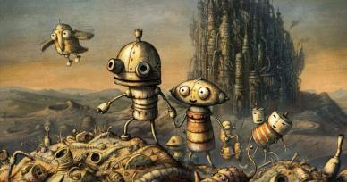 Games Like Machinarium