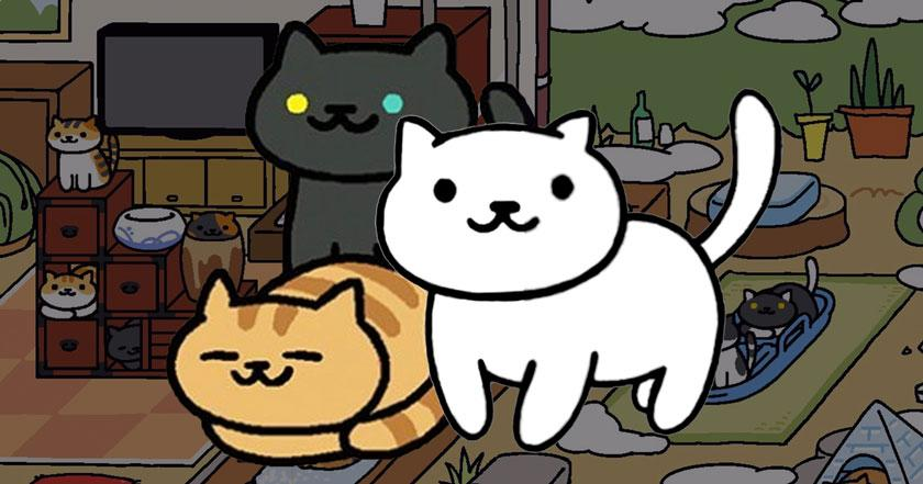 Games Like Neko Atsume