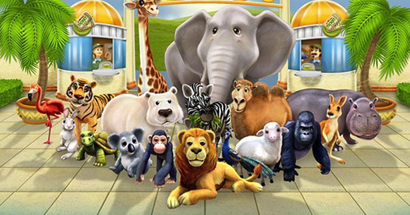 Games Like My Free Zoo