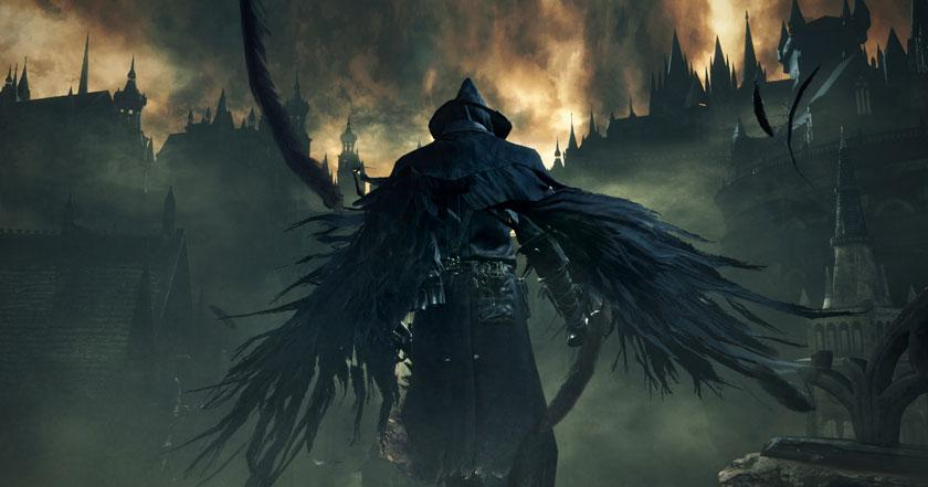 Games Like Bloodborne