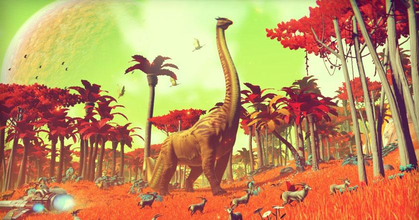 Games Like No Man's Sky