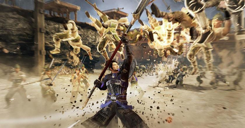 Games Like Dynasty Warriors 8: Xtreme Legends