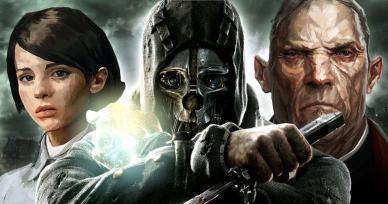 Games Like Dishonored