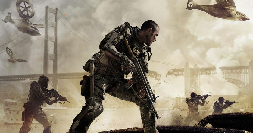 Games Like Call of Duty: Advanced Warfare