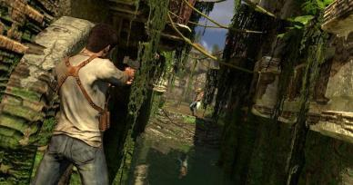 Games Like Uncharted: Drake's Fortune