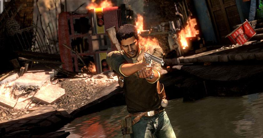 Games Like Uncharted 2: Among Thieves