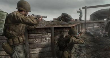 Games Like Call of Duty 2
