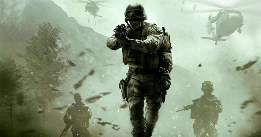 Jogos Como Call of Duty 4: Modern Warfare