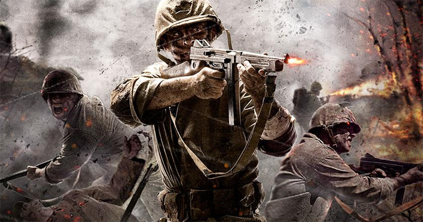 Jogos Como Call of Duty: World at War