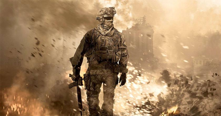 Jogos Como Call of Duty: Modern Warfare 2