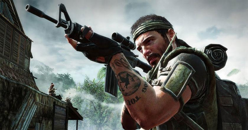 Jogos Como Call of Duty: Black Ops