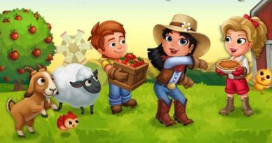 Juegos Como Farmville 2: Country Escape