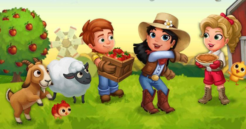 Games Like Farmville 2: Country Escape