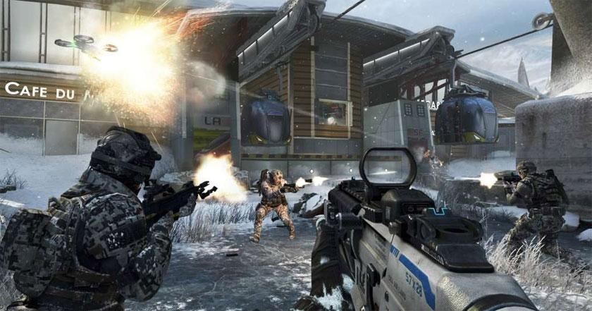 Jogos Como Call of Duty: Black Ops II