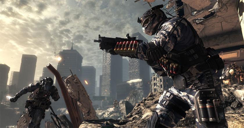 Juegos Como Call of Duty: Ghosts