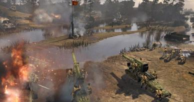 Games Like Company of Heroes 2