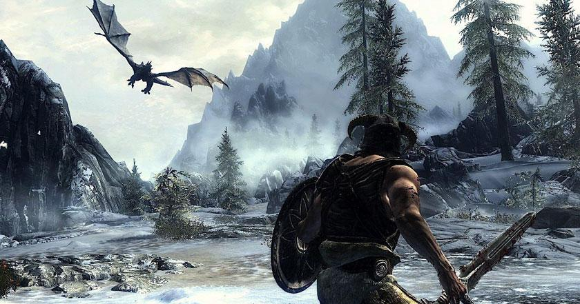 Games Like The Elder Scrolls V: Skyrim