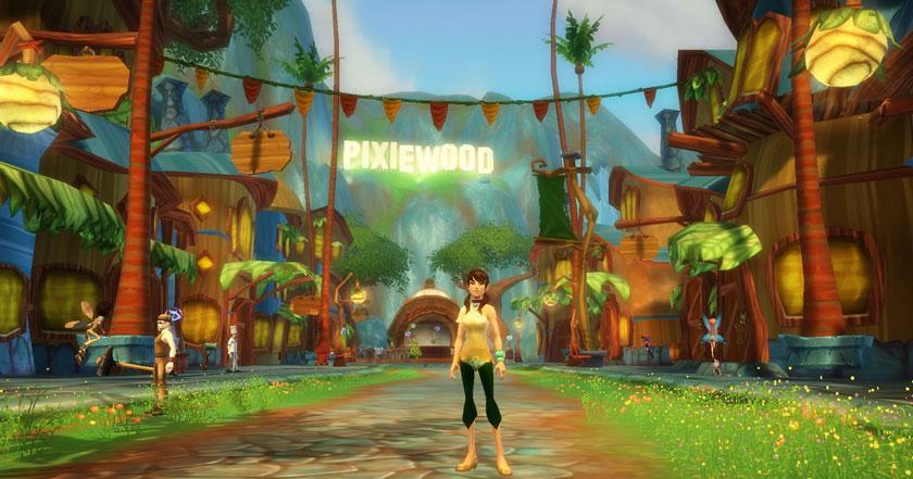 Juegos Como Free Realms