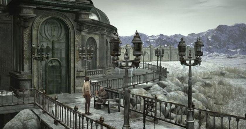 Games Like Syberia