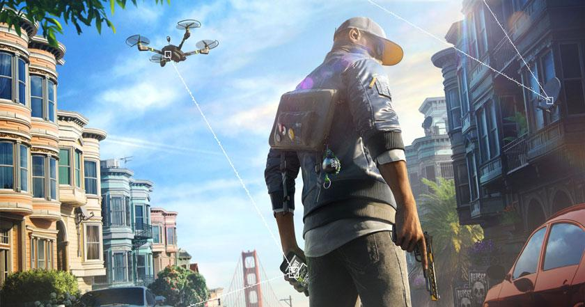 Games Like Watch Dogs 2
