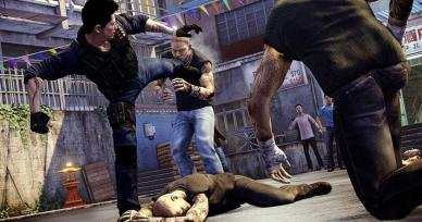 Games Like Sleeping Dogs