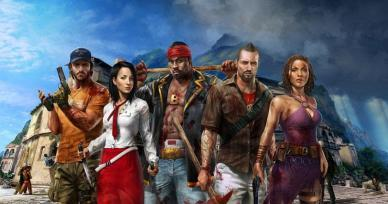 Games Like Dead Island Riptide