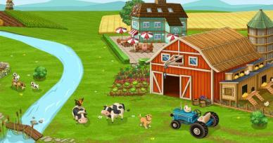Games Like Goodgame Big Farm