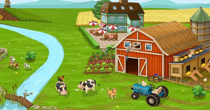 Games Like Goodgame Big Farm