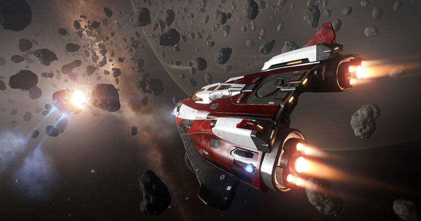 Games Like Elite Dangerous