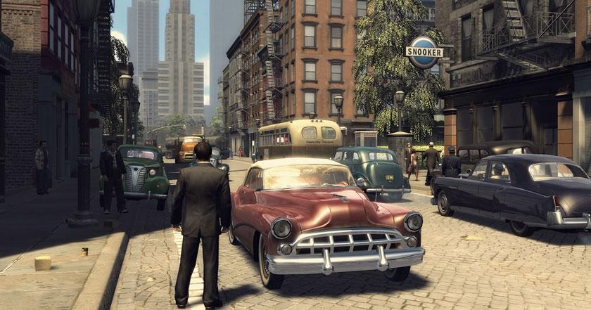 Games Like Mafia II