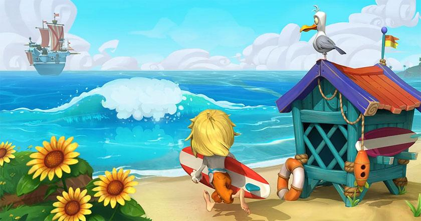 Games Like Paradise Bay