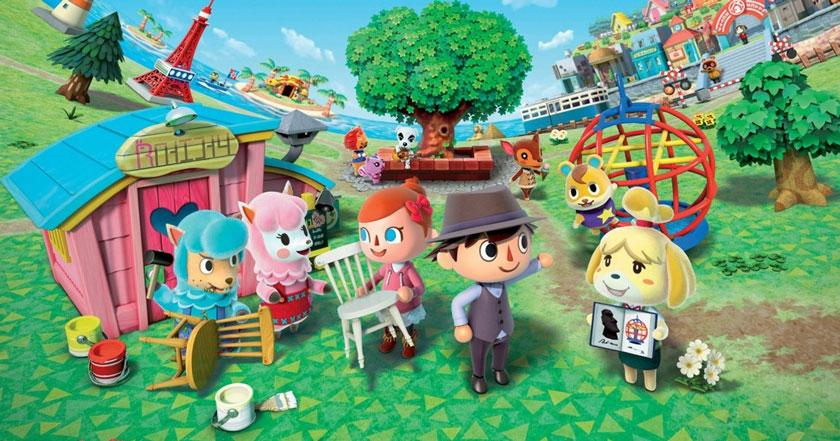 Games Like Animal Crossing: Happy Home Designer