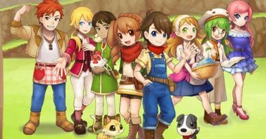 Games Like Harvest Moon: Skytree Village