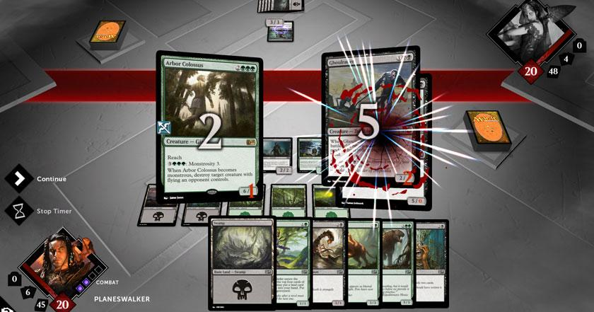 Games Like Magic: The Gathering Online