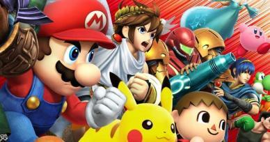 Games Like Super Smash Bros