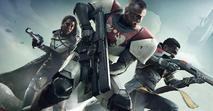 Games Like Destiny 2