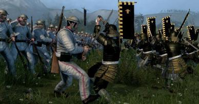 Games Like Total War: Shogun 2