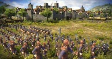 Games Like Total War Battles: Kingdom